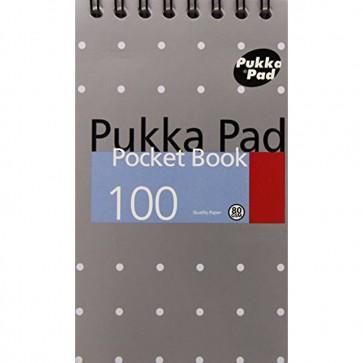 Pukka Pad A7 Metallic Pocket Notebook ()