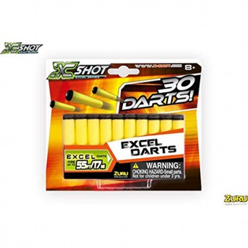 X Shot Dart Refill - 36 Pack