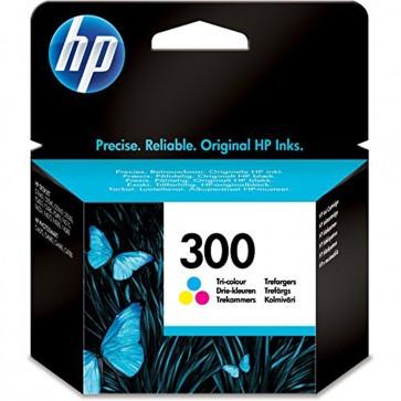 HP CC643EE 300 Original Ink Cartridge  Tri-color  Pack of 1