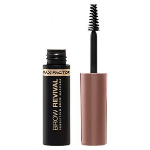 Max Factor Brow Revival Densifying Eyebrow Gel with Oils and Fibers Shade Brown 003