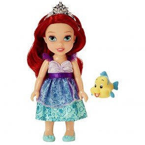 "Disney Princess ""Ariel Petite Princess Doll"