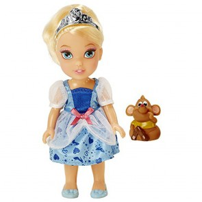 "Disney Princess ""Cinderella Petite Princess Doll"