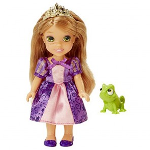 "Disney Princess ""Rapunzel Petite Princess Doll"