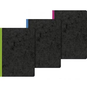 Brunnen 104353195A5Notebook (Flexible Card Notable Hardback Lined Notepad 96Sheets)