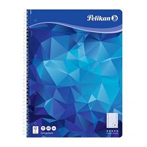 Pelikan Spiral pad A4 Lined 80 Blatt