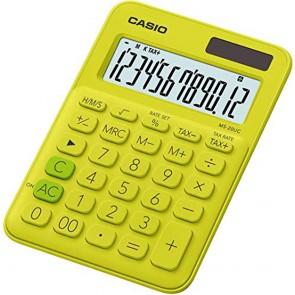 Casio MS-20UC Professional/Desk Display Calculator  Battery  Solar Energy Driven