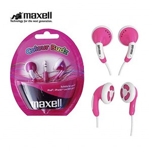 Maxell Color BUDS Headphone