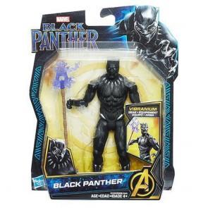 Marvel Black Panther 15cm Action Figure - Black Panther