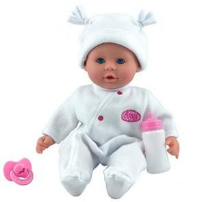 Dolls World 8101 Little Treasure (White)  Nylon/A