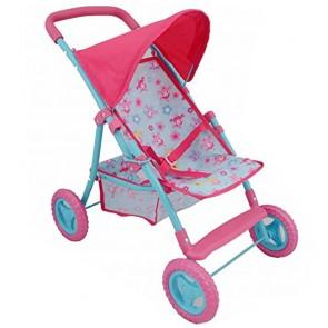 Dolls World 8185 Deluxe Stroller