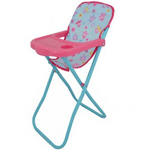 Dolls World 8205 Deluxe High Chair
