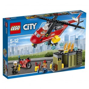 CITY FIRE RESPONSE UNIT