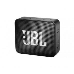 JBL GO 2 PORTABLE SPEAKER BLACK