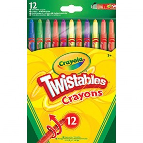 CrayolaTwistables Crayons   - Multicolour