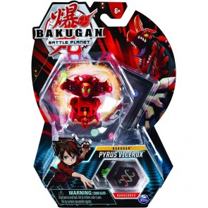 BAKUGAN Core 1 Pack Assortment (Styles May Vary-Once Supplied), Multi Colour