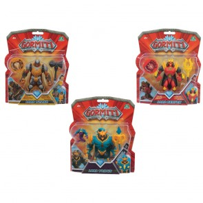 Gormiti – 12 cm articulated action figures with Function, Assorted Models