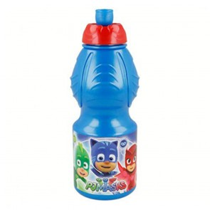 Joy Toy PJ Masks SPORTBOTTLE  Blue/red  6.5x6.5x18 cm