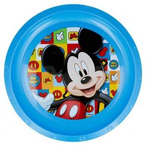 Elemed 19012 Mickey Easy Plate