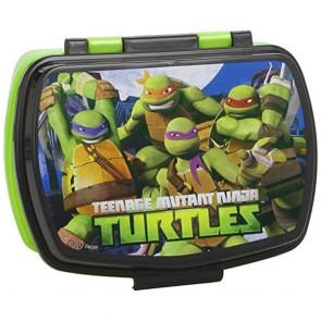 Turtles 18 x 15 x 8cm Funny Sandwich Box