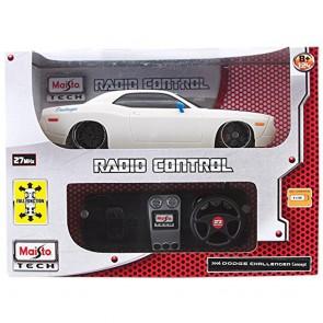 Dodge Challenger Concept Pro Rodz 1:24 scale in Orange Remote Control Car